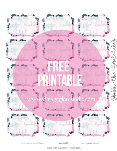 free printable preview