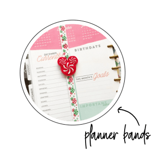 planner band accessory