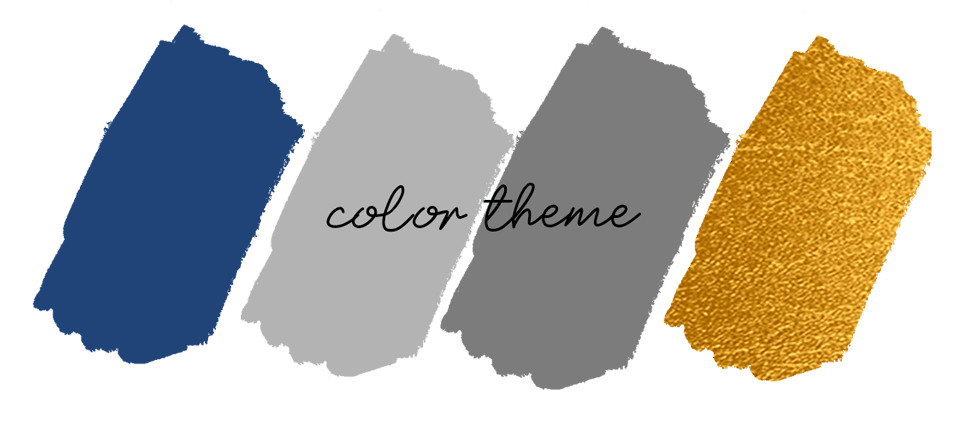 color theme for printable