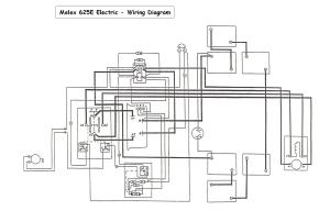 Columbia Par Car 48v Wiring Diagram  Wiring Diagram