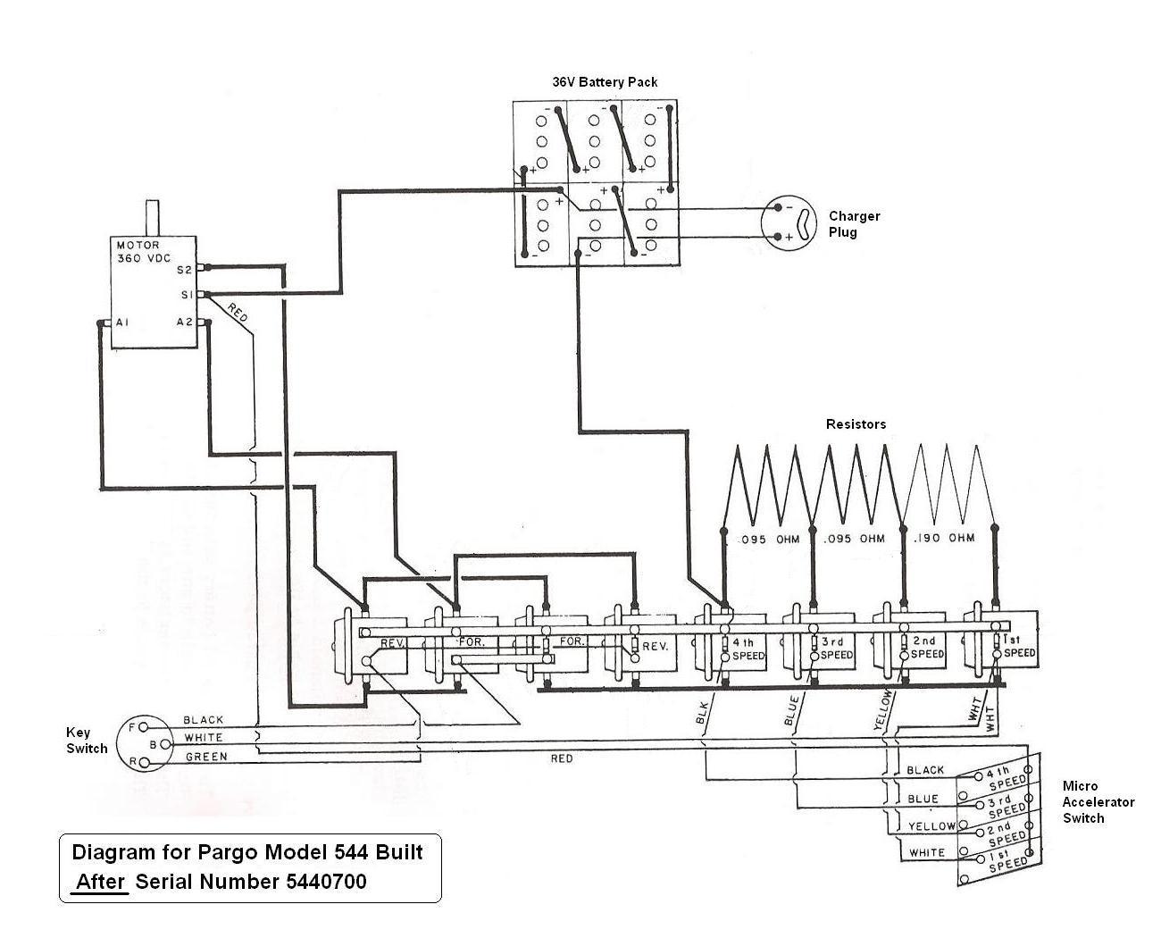 Melex Golf Cart Wiring Diagram For A Vintage