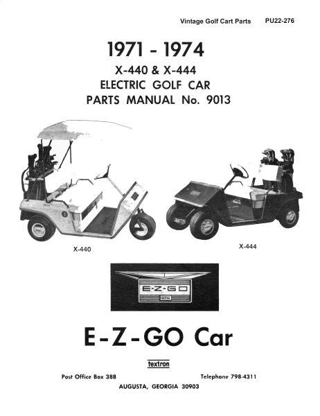 Vintage Golf Cart Parts Inc