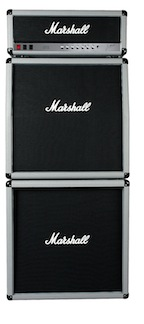 Marshall Reissues Silver Jubilee Head/Cabs