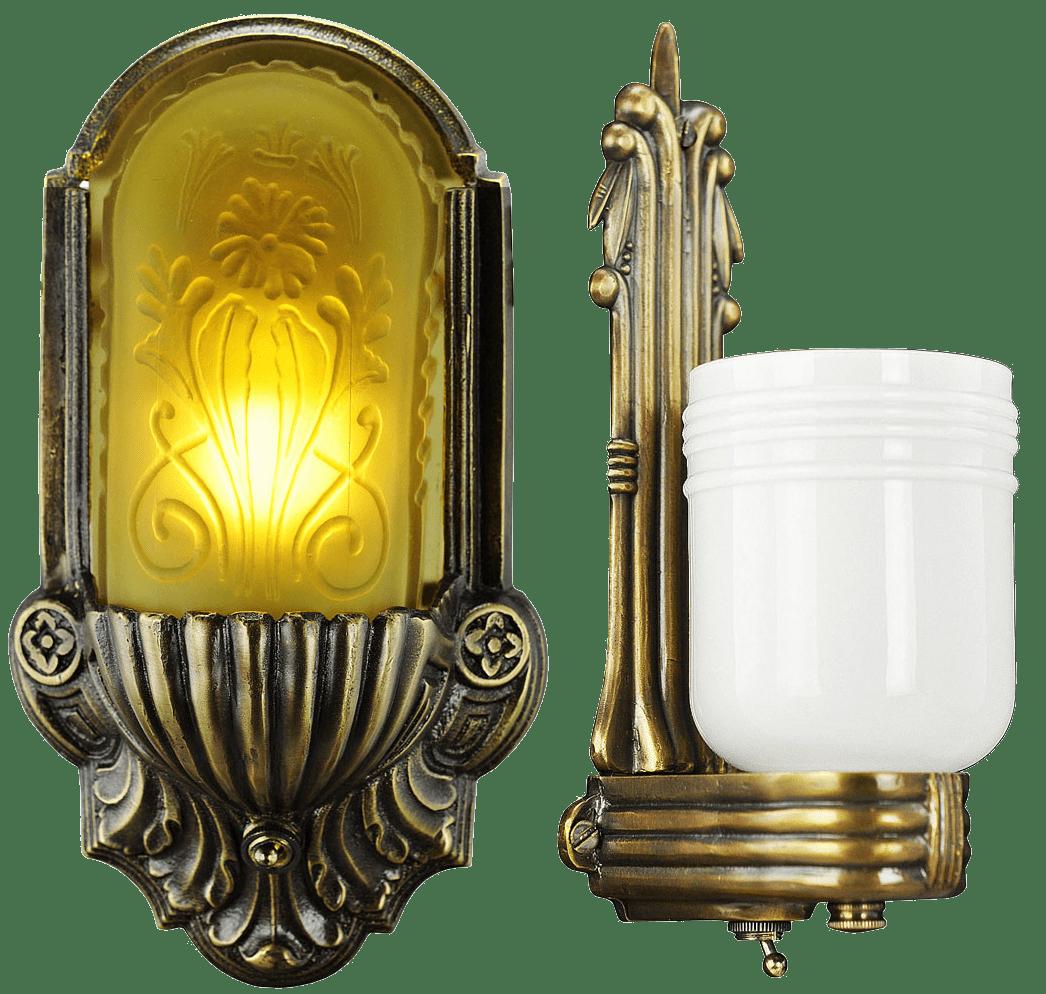 vintage hardware lighting home of