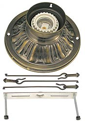 ceiling kits fitters and lamp parts