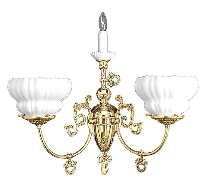 Vintage Hardware & Lighting - Victorian Sconce - Candle ... on Victorian Wall Sconces id=92542