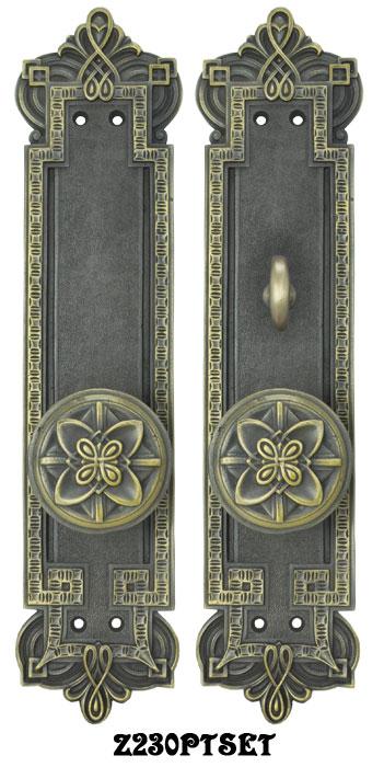 Antique Interior Door Hardware