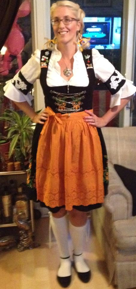 German Dirndl
