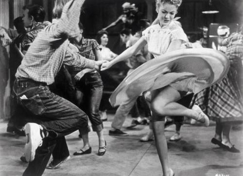 Jive Dancing 1950s