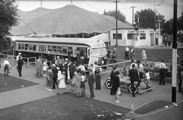 cne-dance-tent 1940s