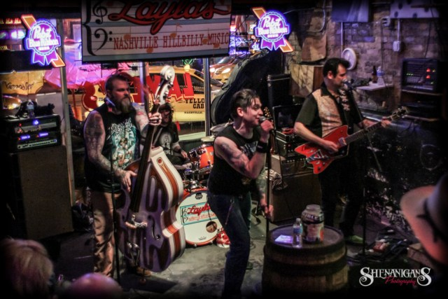 Rockabilly Band Nashville- Hillbilly Casino