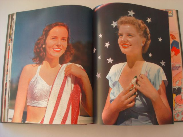 1940s vintage yearbook