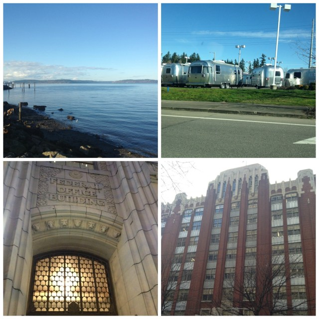 Seattle and tacoma washington