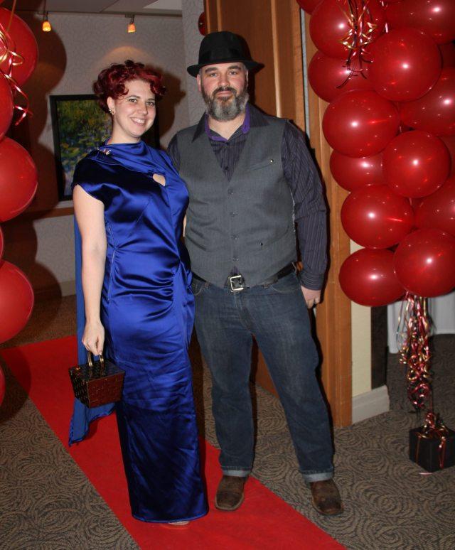 Red Rocket Designs-Rockabilly Couple
