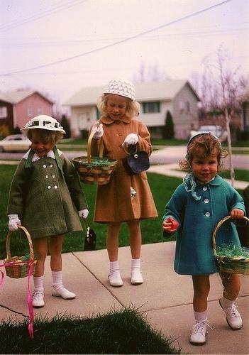 Vintage Easter Image