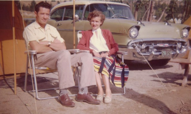 1950s-camping