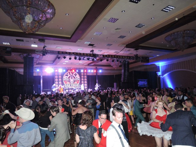 Viva Las Vegas Rockabilly Weekend 18 2015