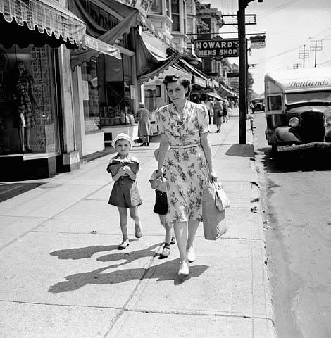 1940s Toronto