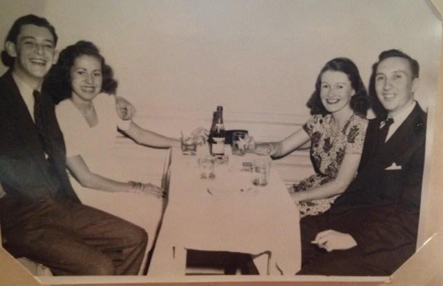 Vintage photo King Edward Hotel Toronto