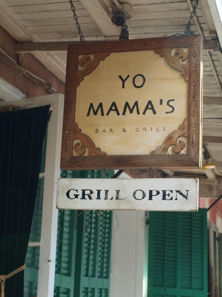 Yo Mama's New Orleans