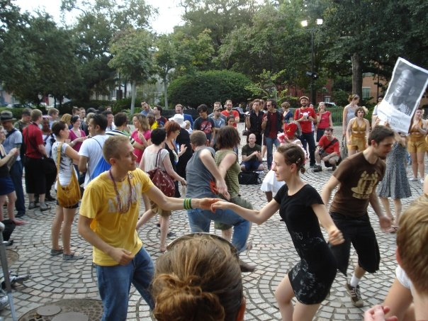 Ultimate Lindy Hop Showdown New Orleans