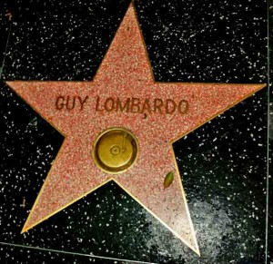 Guy Lombardo Hollywood Walk of Fame