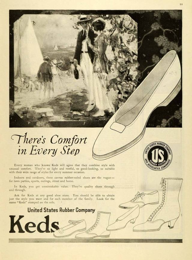 1919-Ad-United-States-Rubber-Keds-Womens-Shoes-Boots-Fashion-Sailboats-Footwear (1)