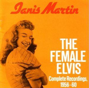Janis Martin the Female Elvis