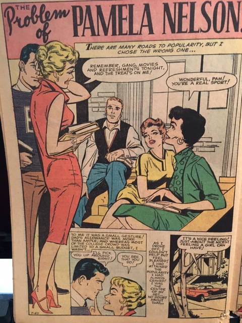 Romance Comics Of The 1950s And 60s The Vintage Inn