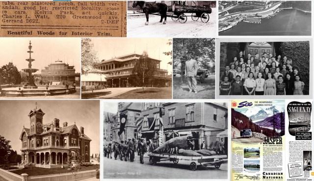 vintage canada images
