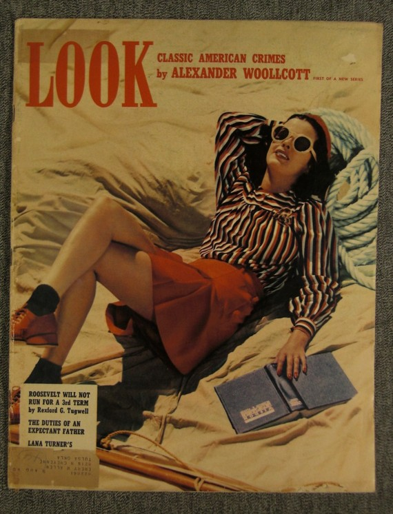 LOOK Magazine rare 1940s JUNE 18 1940