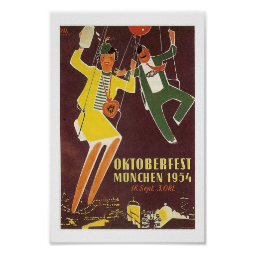 Oktoberfest 1954