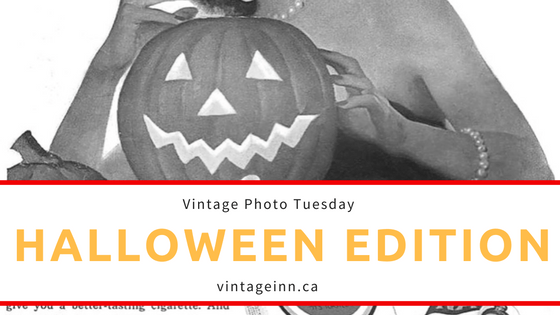Vintage Photo Tuesday The Halloween Edlition