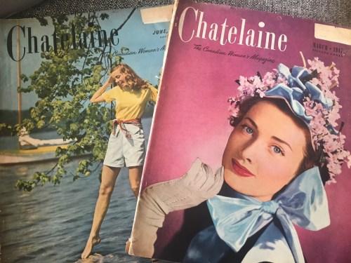 vintage-chatelaine-magazines-1940s