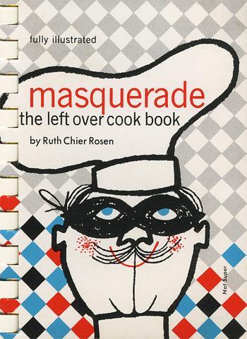 masquerade-leftover-cookbook_large vintage cookbook