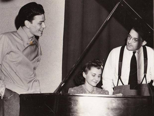 Frank Sinatra Ruth Lowe and Tommy Dorsey