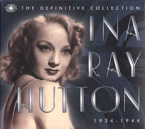 Ina Ray Hutton collection of music 1930s to 1940s