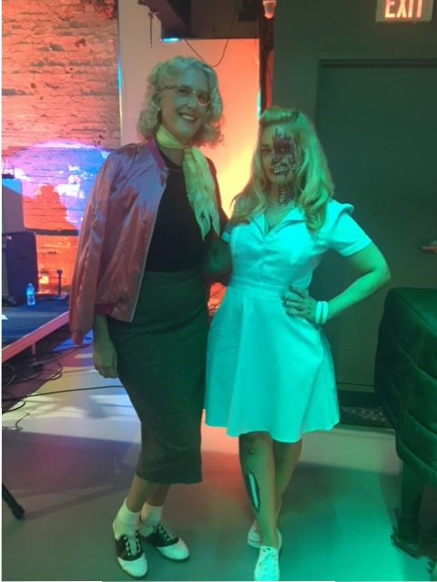 The Vintage Inn Blog & Toronto Vintage Society Halloween 2017