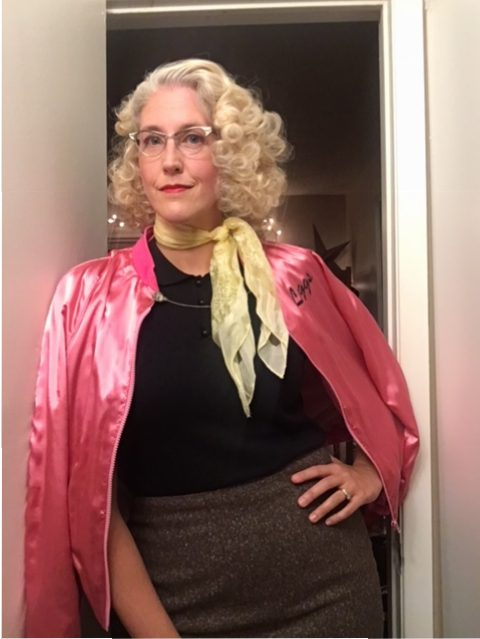 The Vintage Inn Blog Grease Costume Halloween 2017