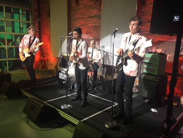 The Dreamboats 1950s 1960s Band