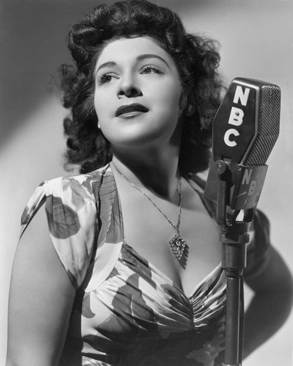 Bea Wain 1940s Big Band Singer
