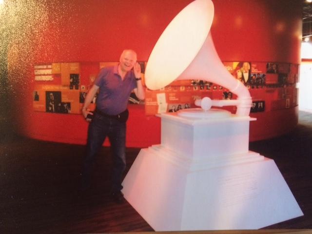 Gene Stevens Zoomer Radio at Grammy Museum