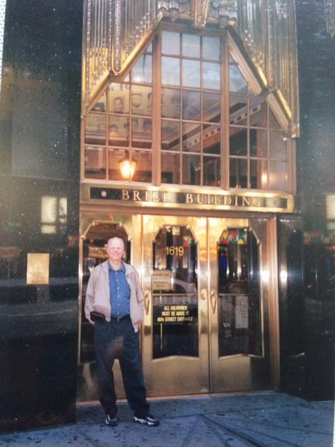 Gene Stevens Zoomer Radio Brill Building