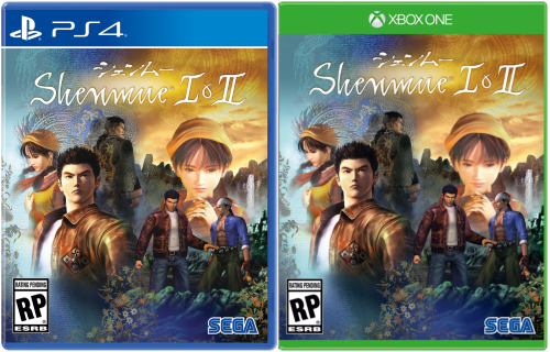 Image result for shenmue i & ii