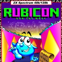 Rubicon: Run The Maze, Now Available for ZX Spectrum