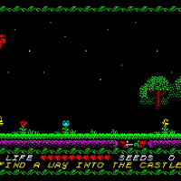 Nixy and the Seeds of Doom coming to ZX Spectrum!
