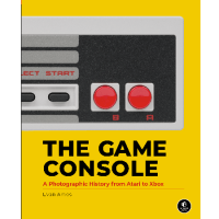 The Game Console - the new book from Evan Amos