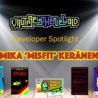 Developer Spotlight: Mika 'Misfit' Keränen (RodMan, Cheese & Onion, Pentagorat)