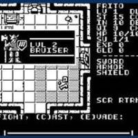'Dungeon Crawl' - New game for the TRS-80 Color Computer