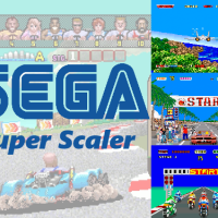 Retro Revisited: Sega Super Scaler Games
